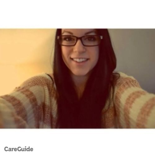 Canadian Nanny Provider Mackenzie G's Profile Picture