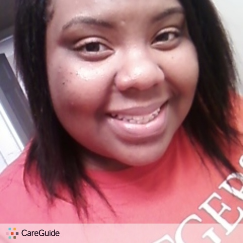 Child Care Provider Tynisa Grier's Profile Picture