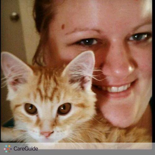 Pet Care Provider Becca E's Profile Picture