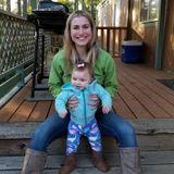Infant care on Chena Ridge