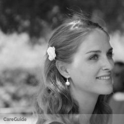 Canadian Nanny Provider Sandrine S's Profile Picture