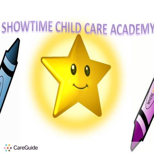 Child Care Provider Showtime Academy's Profile Picture
