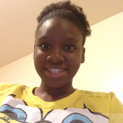 Canadian Nanny Provider Priscilla Omughelli's Profile Picture
