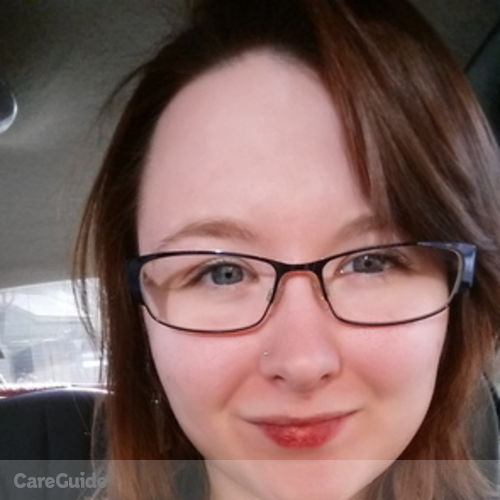 Canadian Nanny Provider Elizabeth McLaughlin's Profile Picture