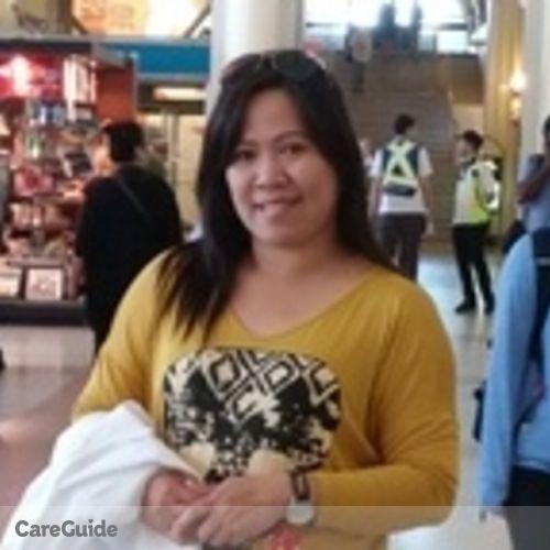 Canadian Nanny Provider Yolanda Villa's Profile Picture