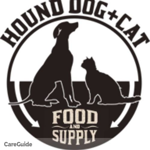 Hound Dog Cat Food and Supply