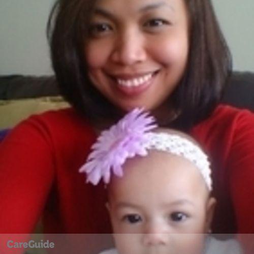 Canadian Nanny Provider Maricar 's Profile Picture