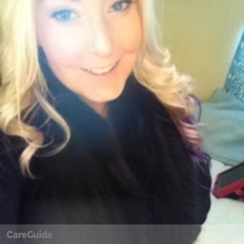 Canadian Nanny Provider Megs Kubis's Profile Picture