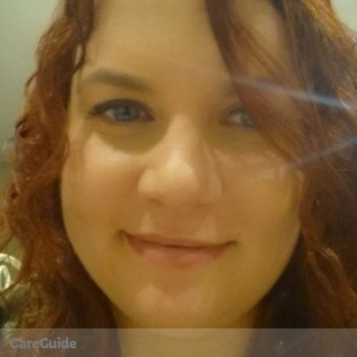Canadian Nanny Provider Laura Mack's Profile Picture