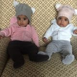 Occasional overnight and afternoon infant care wanted for twin baby girls