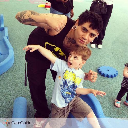 Child Care Provider Jake Rosner's Profile Picture
