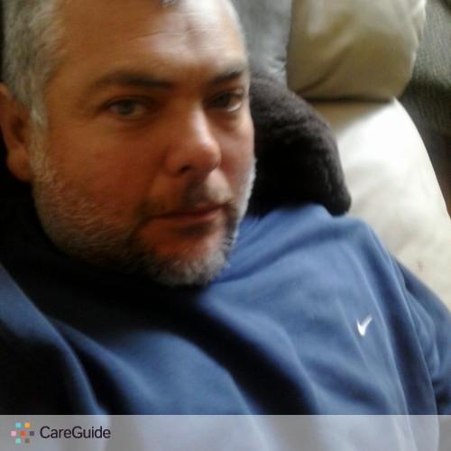 House Sitter Provider Richard Serrano's Profile Picture