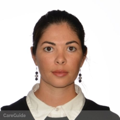 Canadian Nanny Provider Marina Ramalho's Profile Picture