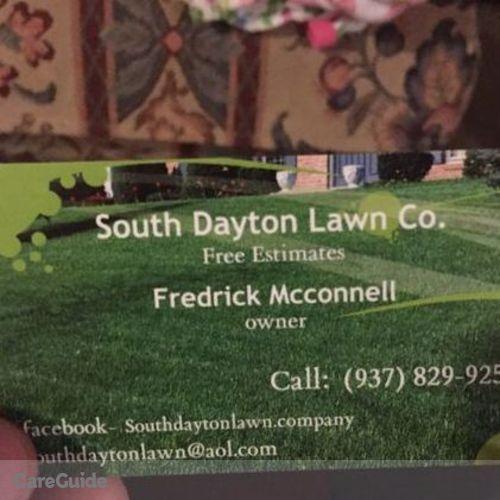 Landscaper Job Fredrick M's Profile Picture