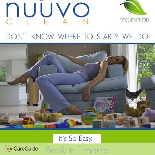 Housekeeper Provider Nuuvo Clean's Profile Picture