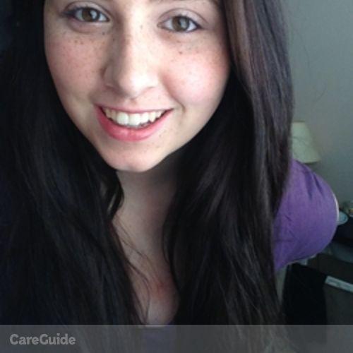 Canadian Nanny Provider Alisha Dickey's Profile Picture