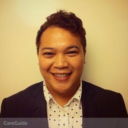 Canadian Nanny Provider Vecint Loyd B's Profile Picture