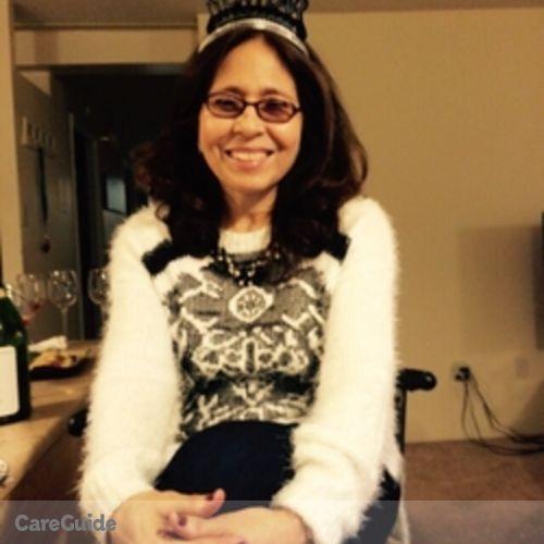 Canadian Nanny Provider Maria Eugenia Aguilar's Profile Picture