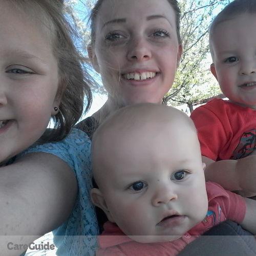 Child Care Provider Sydney Hunt's Profile Picture