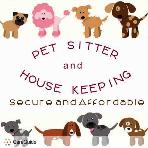 Pet Care Provider Erika Gatackic's Profile Picture