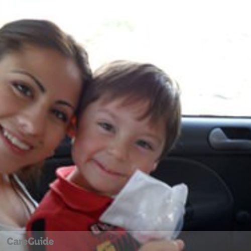 Canadian Nanny Provider Montserrat Velasco's Profile Picture