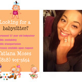 Babysitter, Daycare Provider, Nanny in Van Nuys