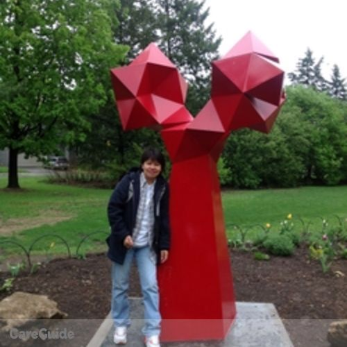 Canadian Nanny Provider Editha Martinez's Profile Picture