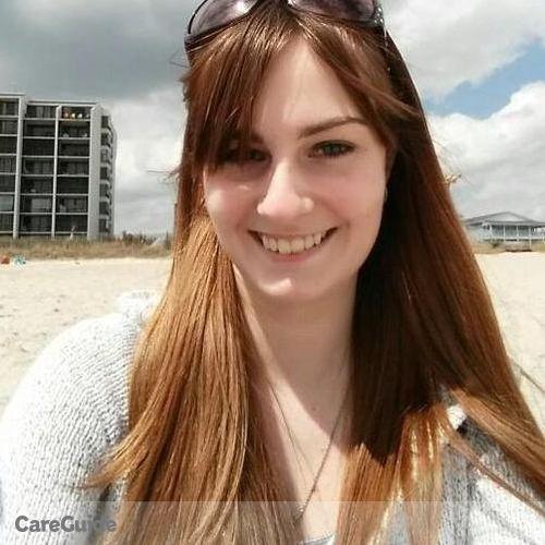 Canadian Nanny Provider Amanda Desforge's Profile Picture