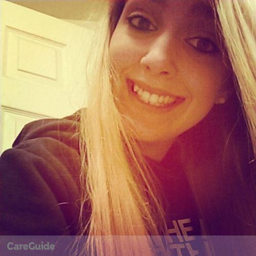 Canadian Nanny Provider Jessica Gill's Profile Picture