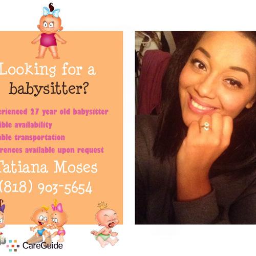 Child Care Provider Tatiana Moses's Profile Picture