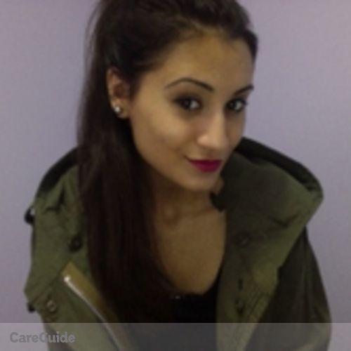 Canadian Nanny Provider Sahar S's Profile Picture