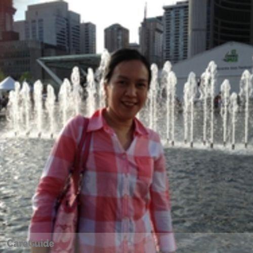 Canadian Nanny Provider Precy B.'s Profile Picture
