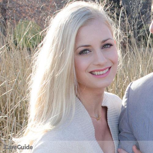 Canadian Nanny Provider Monica Sikora's Profile Picture