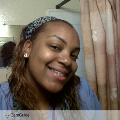 Housekeeper Provider JASMINE JAMES's Profile Picture