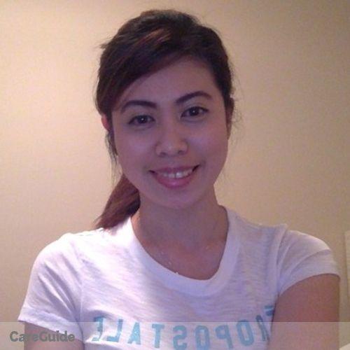Canadian Nanny Provider Maritess Mangundayao's Profile Picture