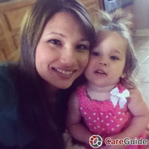 Child Care Provider Kayla O's Profile Picture