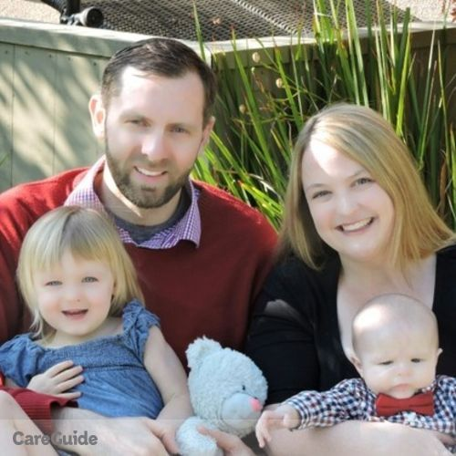 Canadian Nanny Job Sarah Murray's Profile Picture
