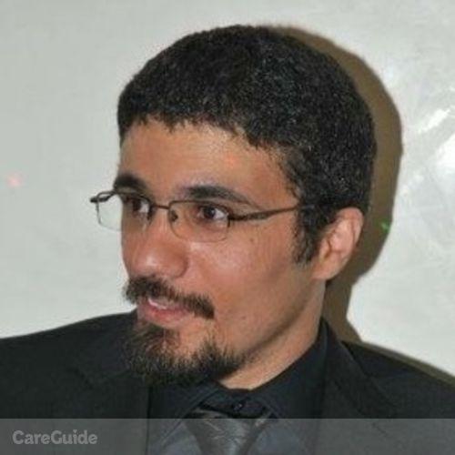 Tutor Provider Achraf E's Profile Picture