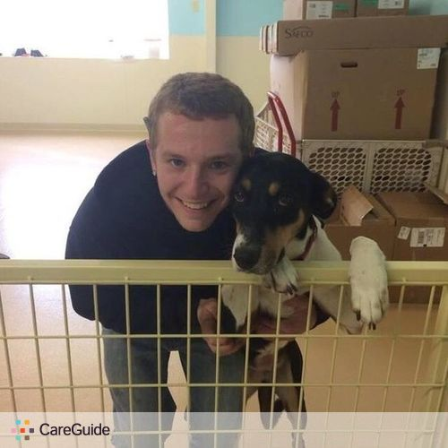 Pet Care Provider Liam Donaldson's Profile Picture