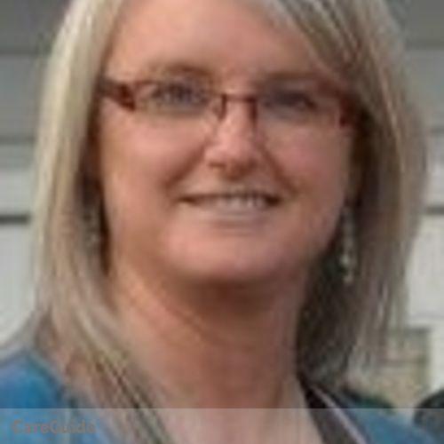 Canadian Nanny Provider Lorraine 's Profile Picture