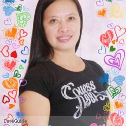 Canadian Nanny Provider Gloria O's Profile Picture