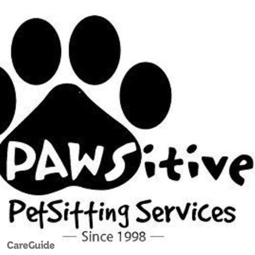 Pet Care Job PAWSitive Petsitting Services's Profile Picture