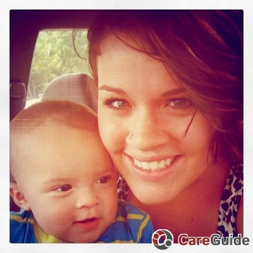 Child Care Provider Sara Nault's Profile Picture