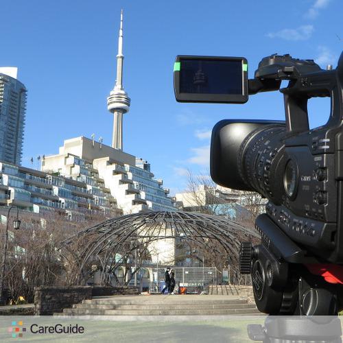 Videographer Provider Greg Sommer's Profile Picture