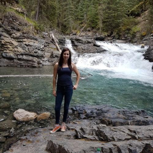 Canadian Nanny Provider Jaymi Mackenzie's Profile Picture