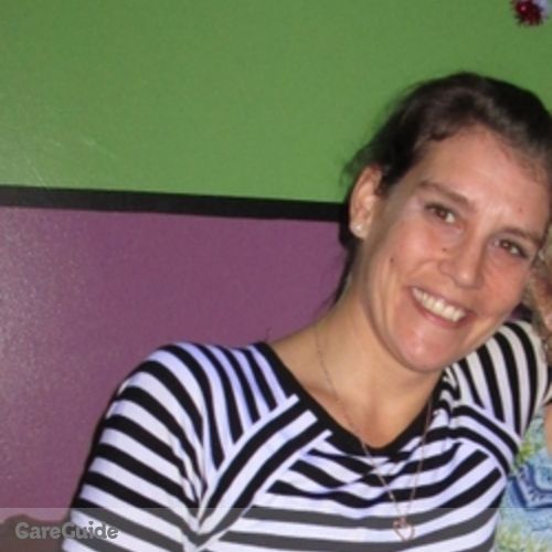 Canadian Nanny Provider Melissa Dureault's Profile Picture