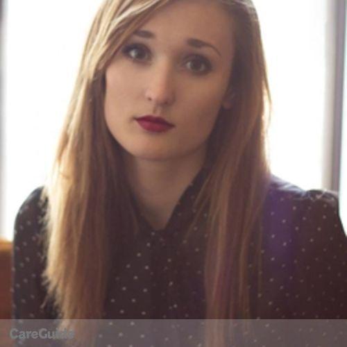 Canadian Nanny Provider Chelsea Burke-Brisson's Profile Picture