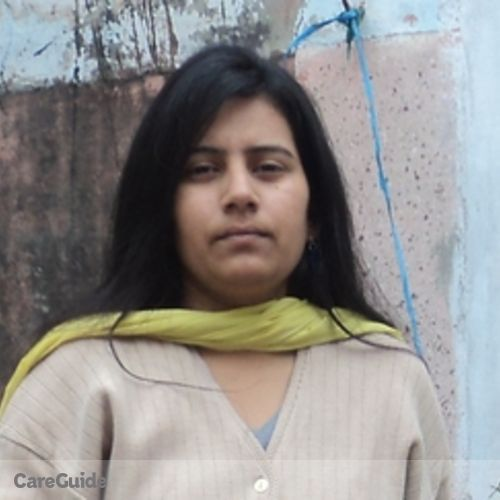 Canadian Nanny Provider Rajvir Kaur's Profile Picture