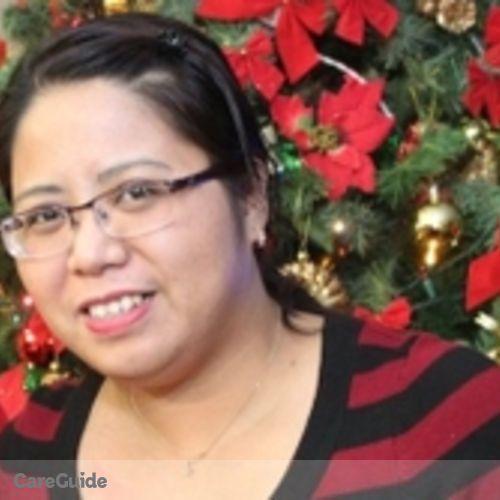 Canadian Nanny Provider Merian M's Profile Picture