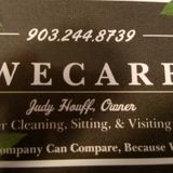 Looking for experienced, caring, and compassionate people to do housekeeping, sitting, and errands for the elderly.